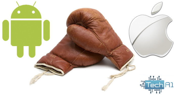 iOS vs Android – The Mobile OS Wars